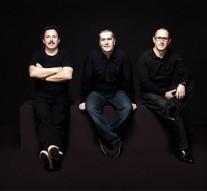 由左至右: Sergio Caballero, Ricard Robles, Enric Palau.