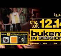 LTJ Bukem in Session in The LOFT @ LUXY