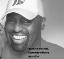 House音樂教父Frankie Knuckles逝世