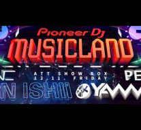 Pioneer DJ Musicland