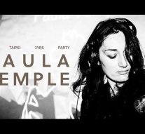 Soma Taipei 三週年 // 3yrs Party : Paula Temple