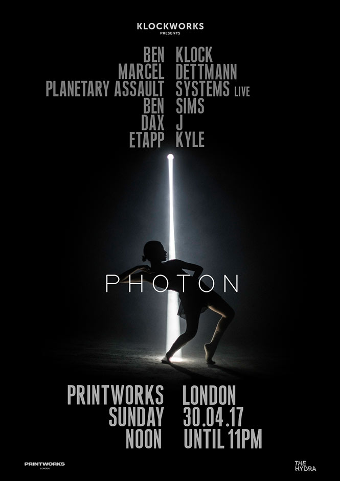 Klockworks-PHOTON-Event-Flyer