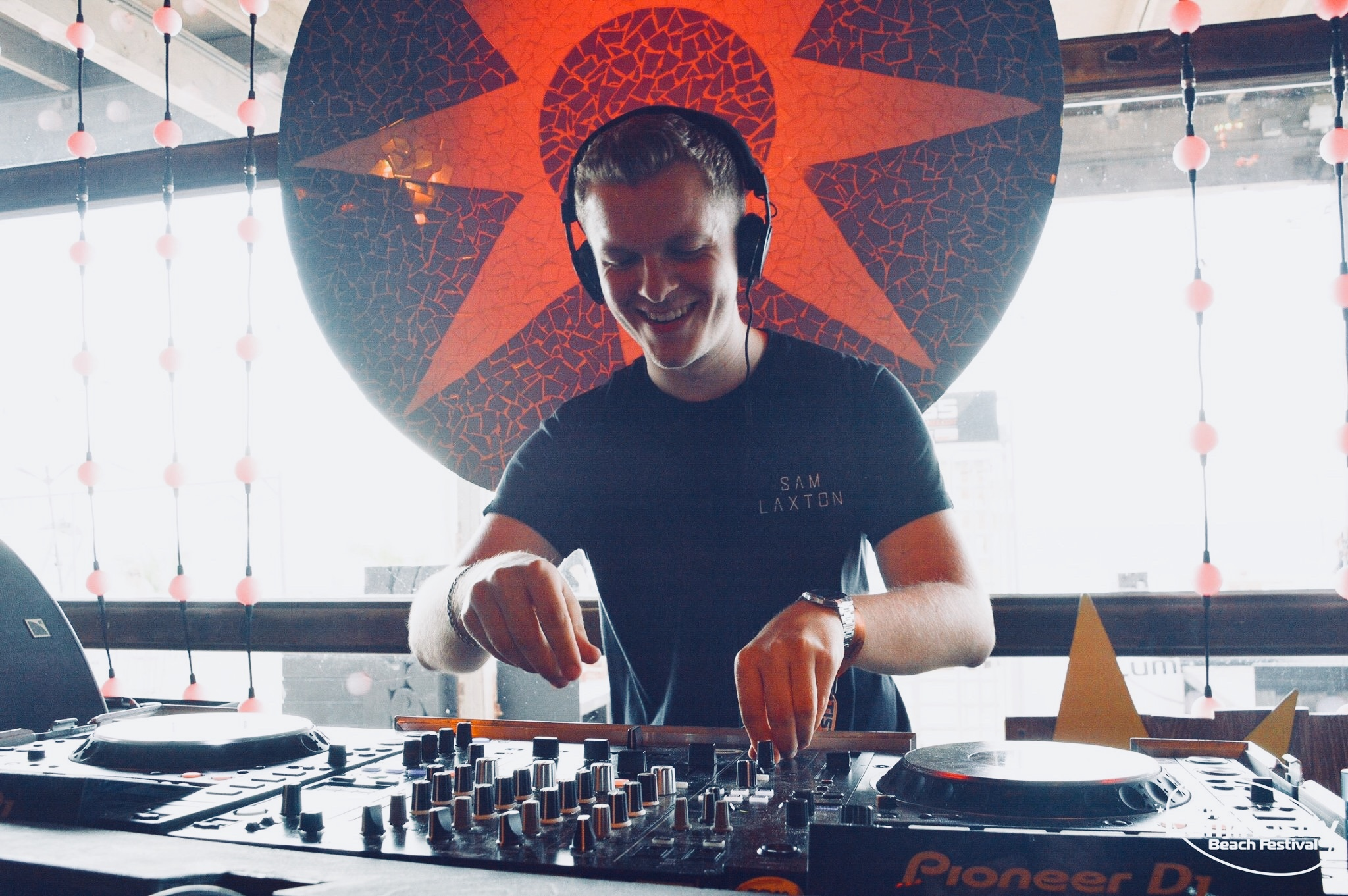 Sam Laxton at Luminosity 2018
